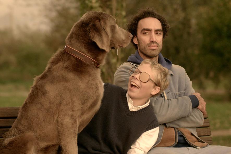 Habib und der Hund