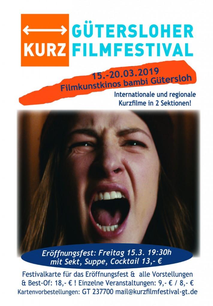 Gütersloher Kurzfilmfestival 2019