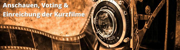 Kurzfilmfestival 2017 Einreichung